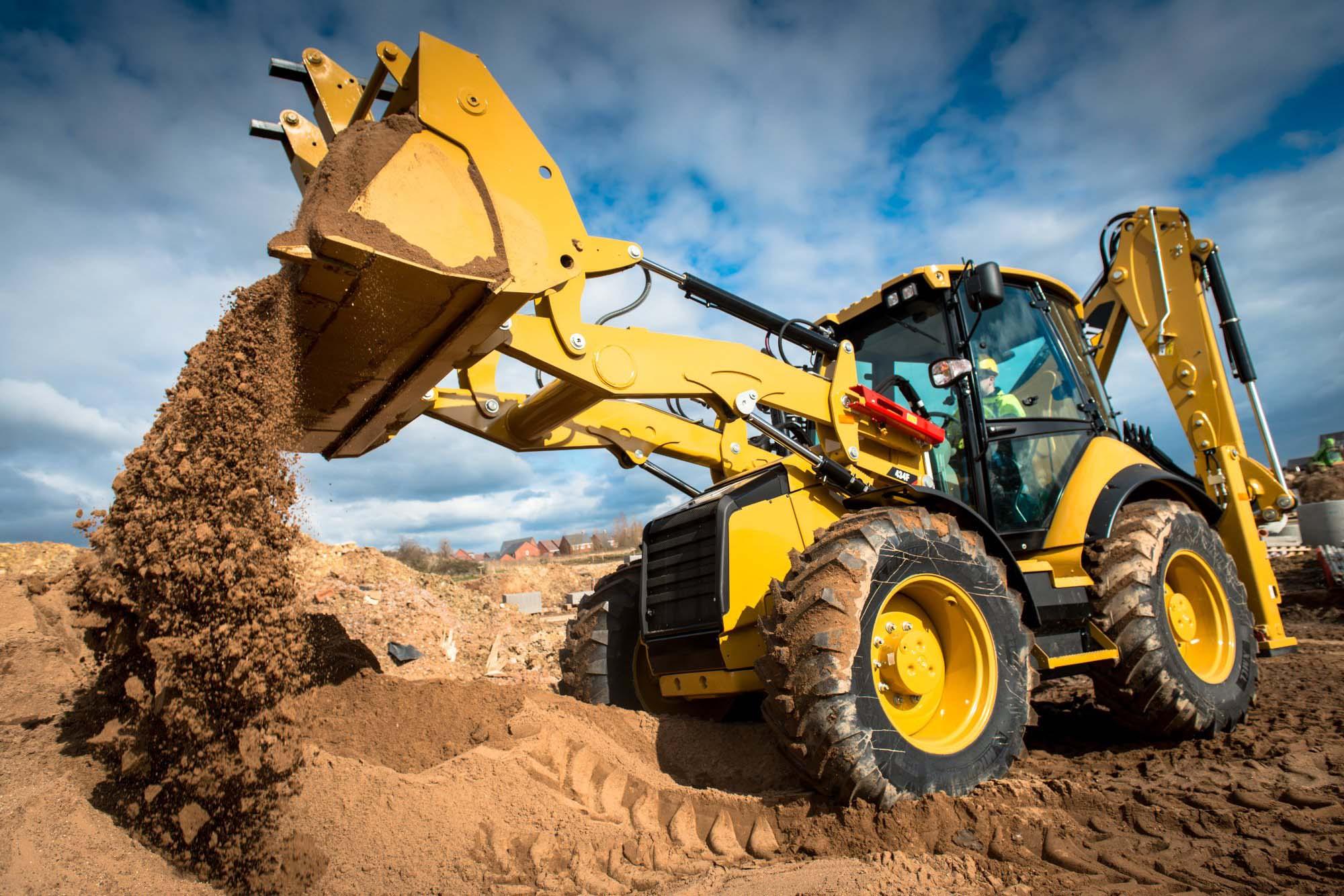 Repuestos para Maquinas de construcción